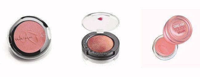Vult 1.1 por R$12,90 na The Beauty Box | Coralux por R$39,90 na QDB | Dream Touch Maybelline cor Peach por R$34,91 na Panvel