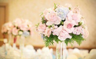 Como escolher as flores para a decoração do casamento