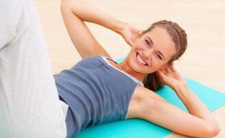 6 exercícios de 1 minuto para melhorar o seu corpo