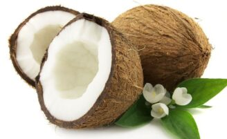 Óleo de coco para diminuir a gordura abdominal