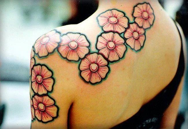 tatuagens femininas 02 Tatuagens femininas: dossiê completo