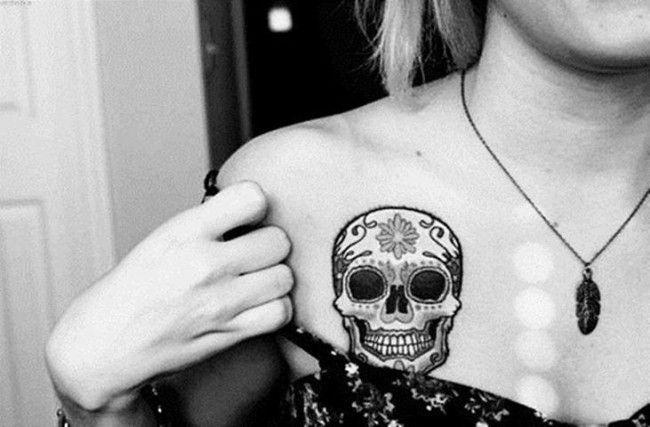 tatuagens femininas 06 Tatuagens femininas: dossiê completo