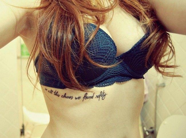 tatuagens femininas 07 Tatuagens femininas: dossiê completo