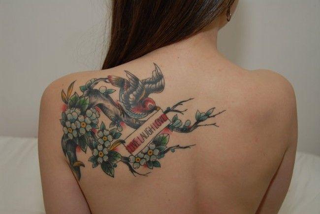 tatuagens femininas 12 Tatuagens femininas: dossiê completo