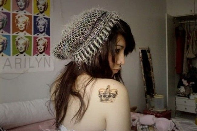 tatuagens femininas 24 Tatuagens femininas: dossiê completo