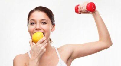 Alimentos para repor as energias logo após o treino