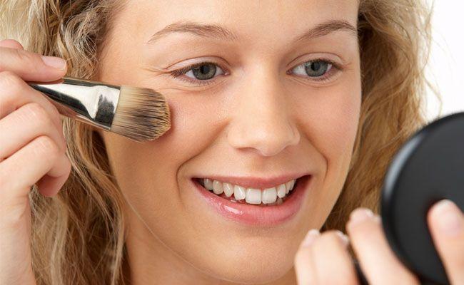aprenda se maquiar para trabalho Aprenda a se maquiar para uma entrevista de emprego