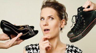Como combinar modelo de sapato com a roupa