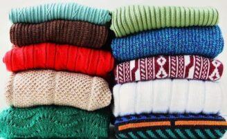 Como guardar roupas de inverno