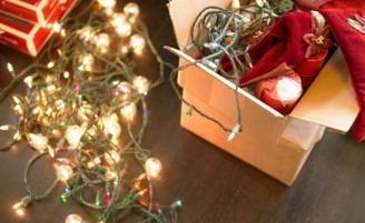 Decore sua casa para o Natal de forma segura