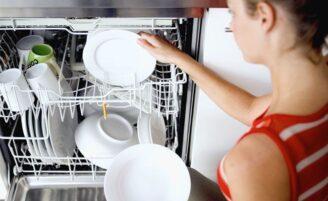 O que pode ser colocado na lava-louças?