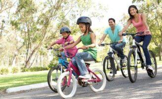 Atividades para manter você e seus filhos saudáveis
