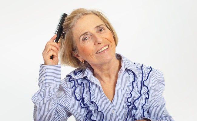 como tingir cabelos brancos Como tingir cabelos brancos