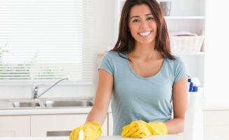 Dicas de limpeza com produtos naturais