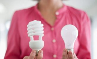 Entenda as diferenças entre os tipos de lâmpadas