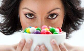 A melhor hora do dia para comer doces