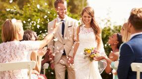 Música para a saída dos noivos: 20 ideias para este momento tão especial