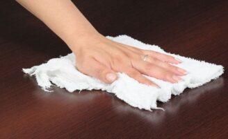 Como limpar e conservar móveis revestidos em laminado melamínico