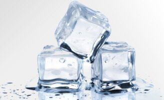 Diferentes maneiras para usar o gelo