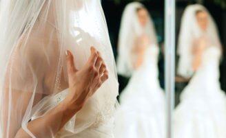 5 erros que as noivas cometem na hora de comprar o vestido