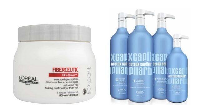 fiberceutic bottox Botox capilar