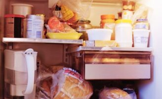 Faça uma operação saúde em sua geladeira