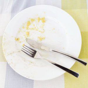 talheres usados Como se portar à mesa