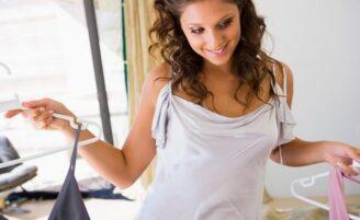Truques de moda para parecer mais magra