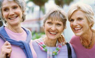 5 motivos para não temer a terceira idade