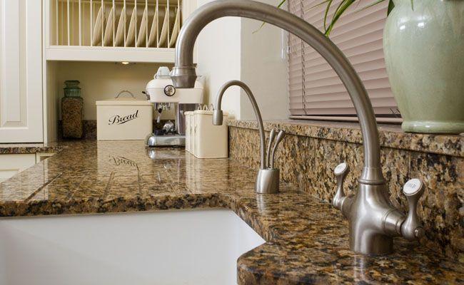 Como limpar e conservar bancadas de granito  Dicas de Mulher -> Pia Banheiro Limpar