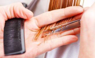 Cortes de cabelo para rosto retangular