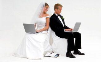 Etiqueta para noivas na internet