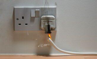 Evite incêndios em casa