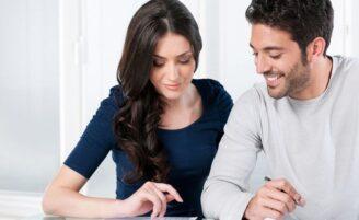 Como organizar as finanças do casal
