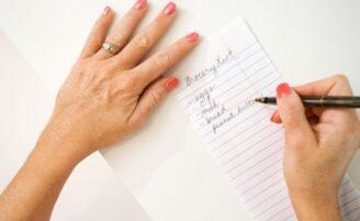 Listas que facilitam a vida da mulher