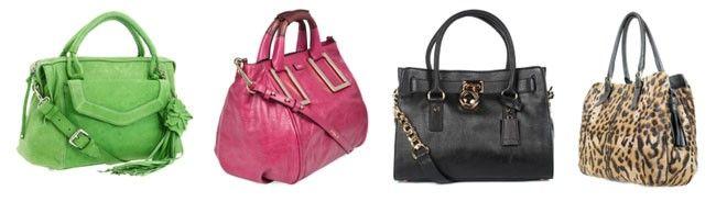 satchel Tipos de bolsas femininas