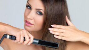 Tipos de chapinhas para os cabelos