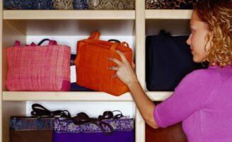 Tipos de bolsas femininas