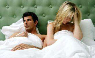 5 erros que ninguém deveria cometer na cama