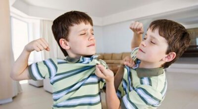Como lidar com o ciúme entre irmãos