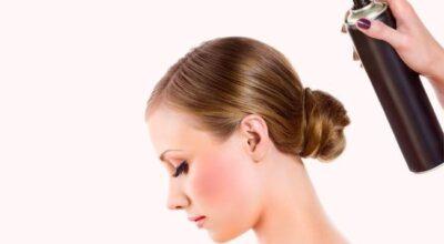 Como escolher spray fixador para o cabelo