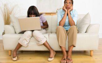 Como lidar com parentes chatos