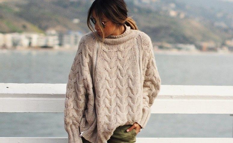 e8684723dc8599 Suéter: como usar a peça perfeita para os dias de frio