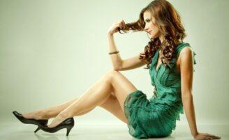 Dicas de moda para mulheres magras