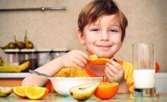 Dicas para alimentação correta das crianças