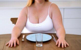 Enfrentando a dor da obesidade