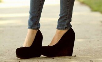 Salto wedge