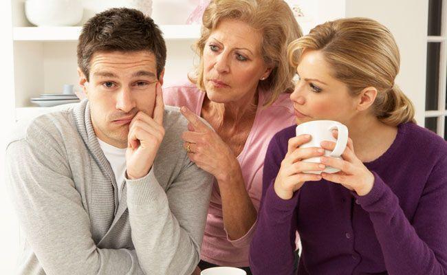 sogra problema E quando a sogra é o problema?