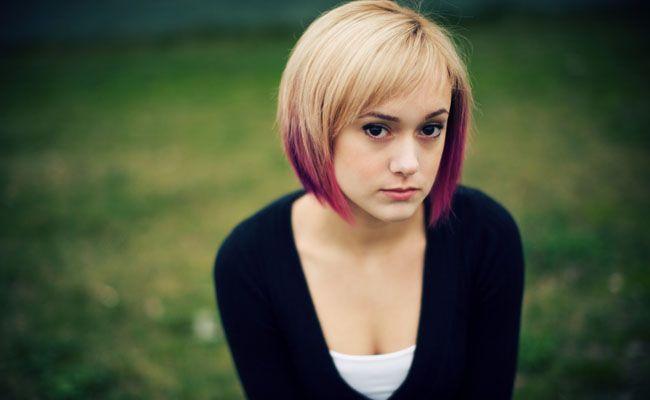 cabelos coloridos Cabelos coloridos