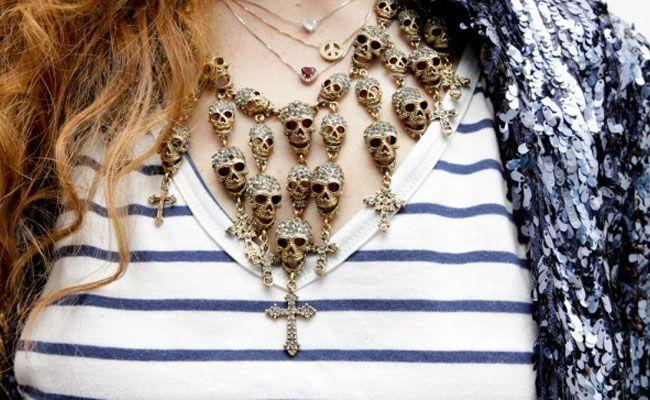 caveirismo Caveirismo: a moda das caveiras em roupas e acessórios